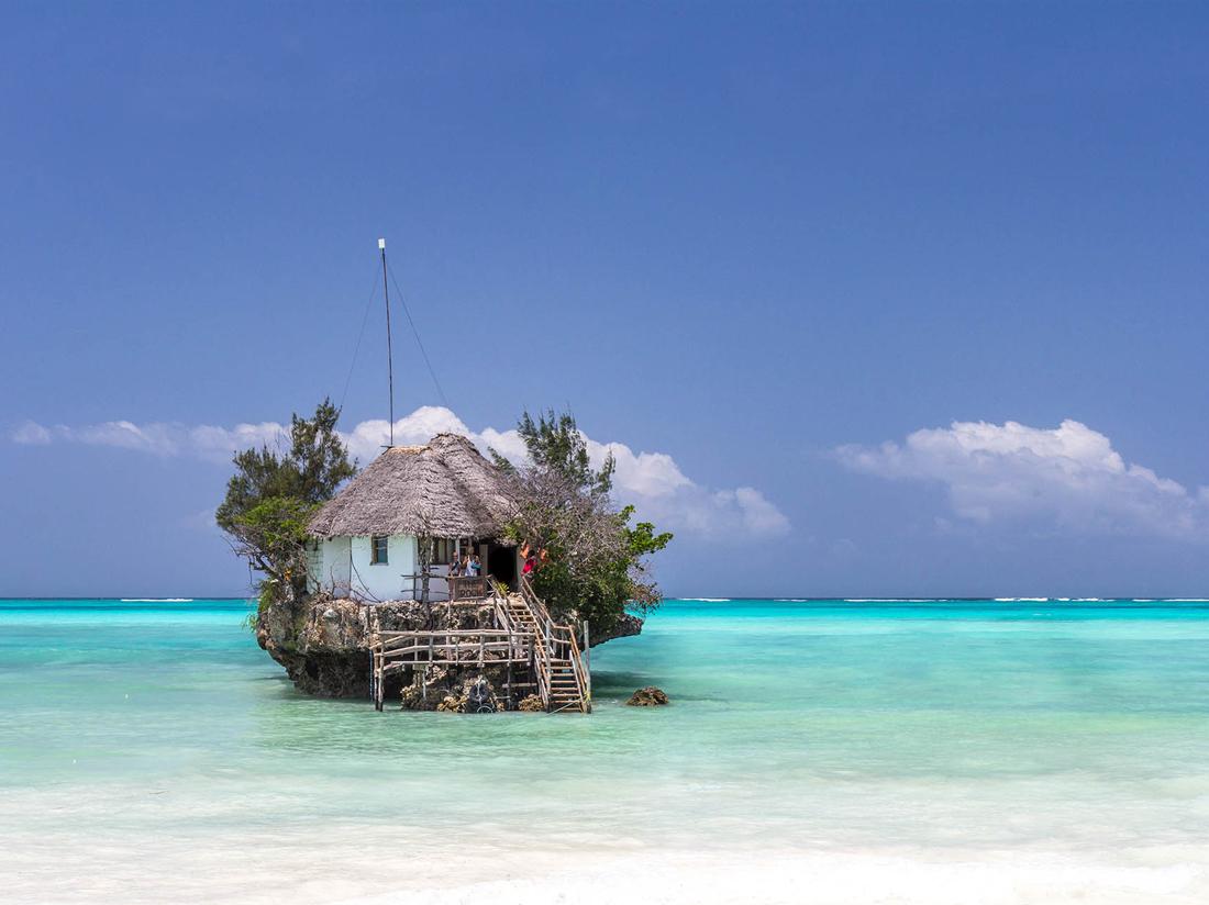 Rock Zanzibar Restaurant